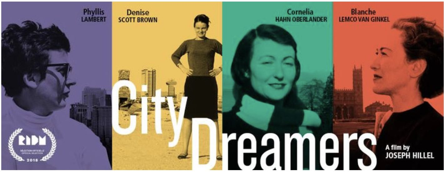 City Dreamers, Joseph Hillel