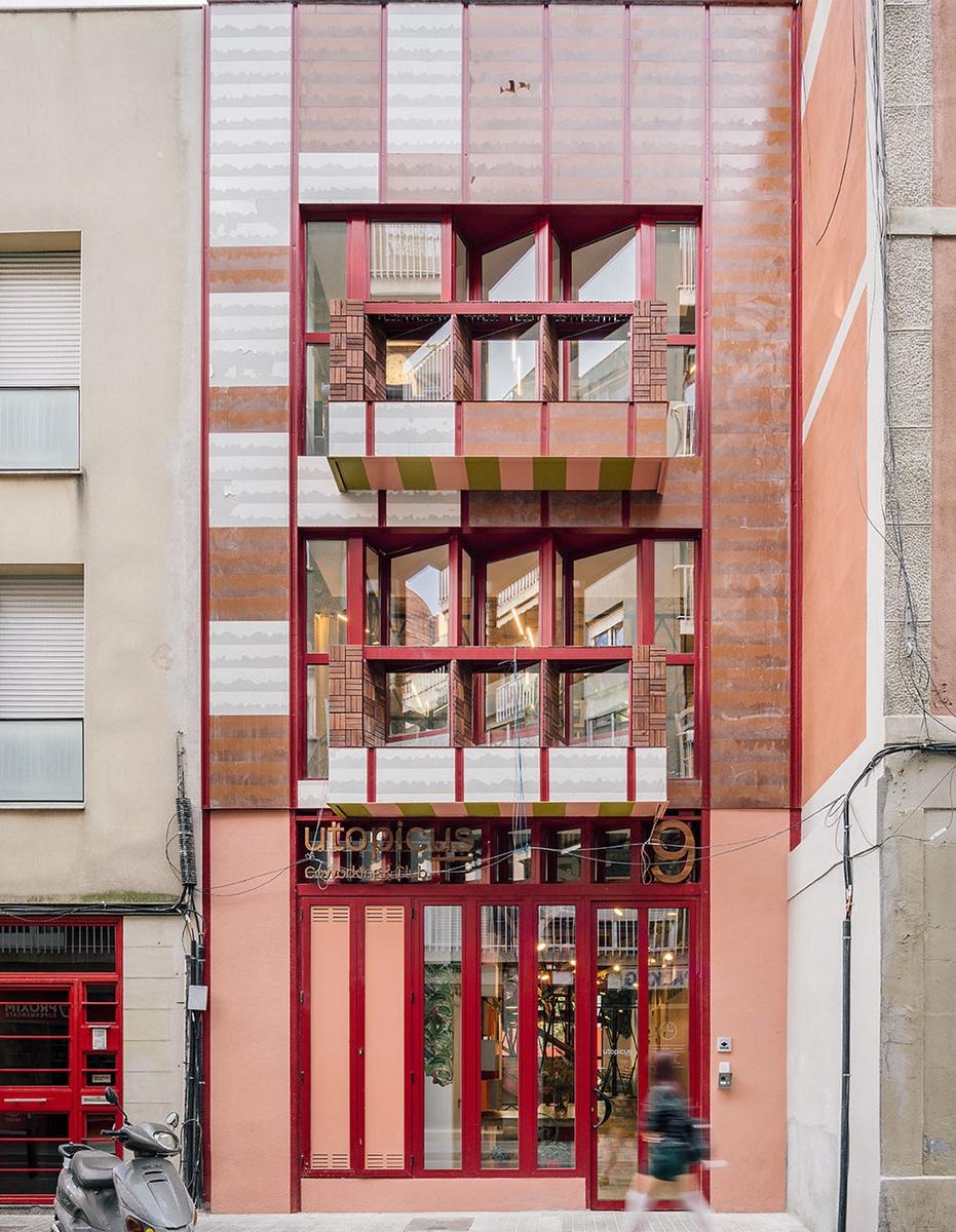 Clementina co-working, Izaskun Chinchilla, Barcelona