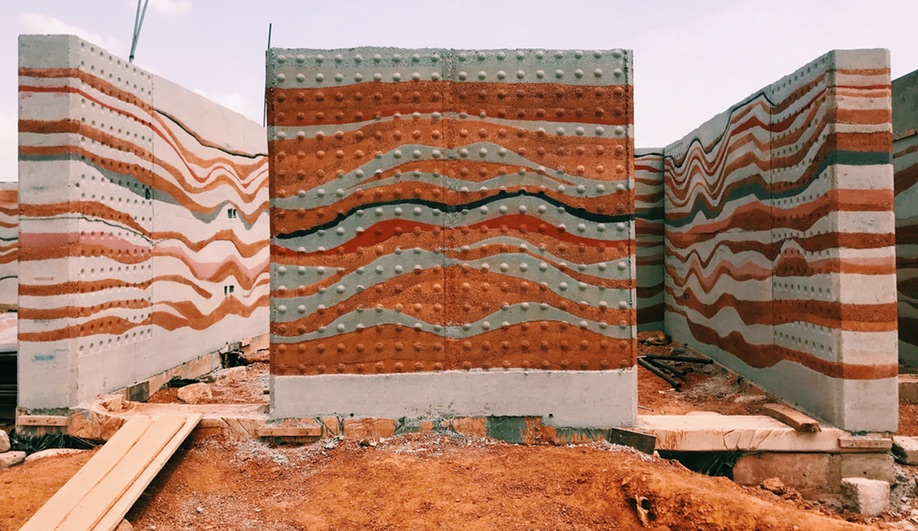 Is Rammed Earth Construction the Answer to Ghana's Housing Crisis?