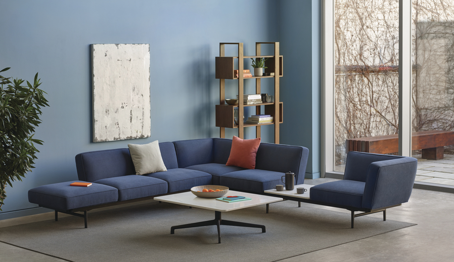 Keilhauer's Elevate Collection Introduces Elegant Touch of Home to the Workplace