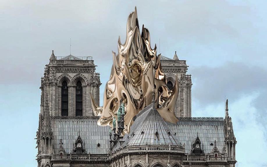 Notre Dame, Matthieu Lehanneur