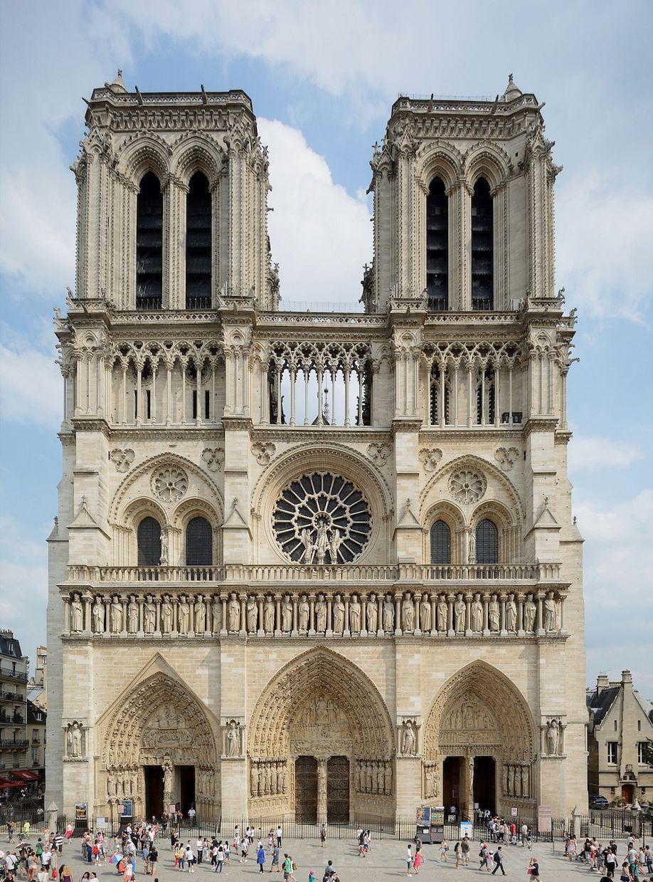 Notre Dame, Paris, France, architecture competition, Emmanuel Macron