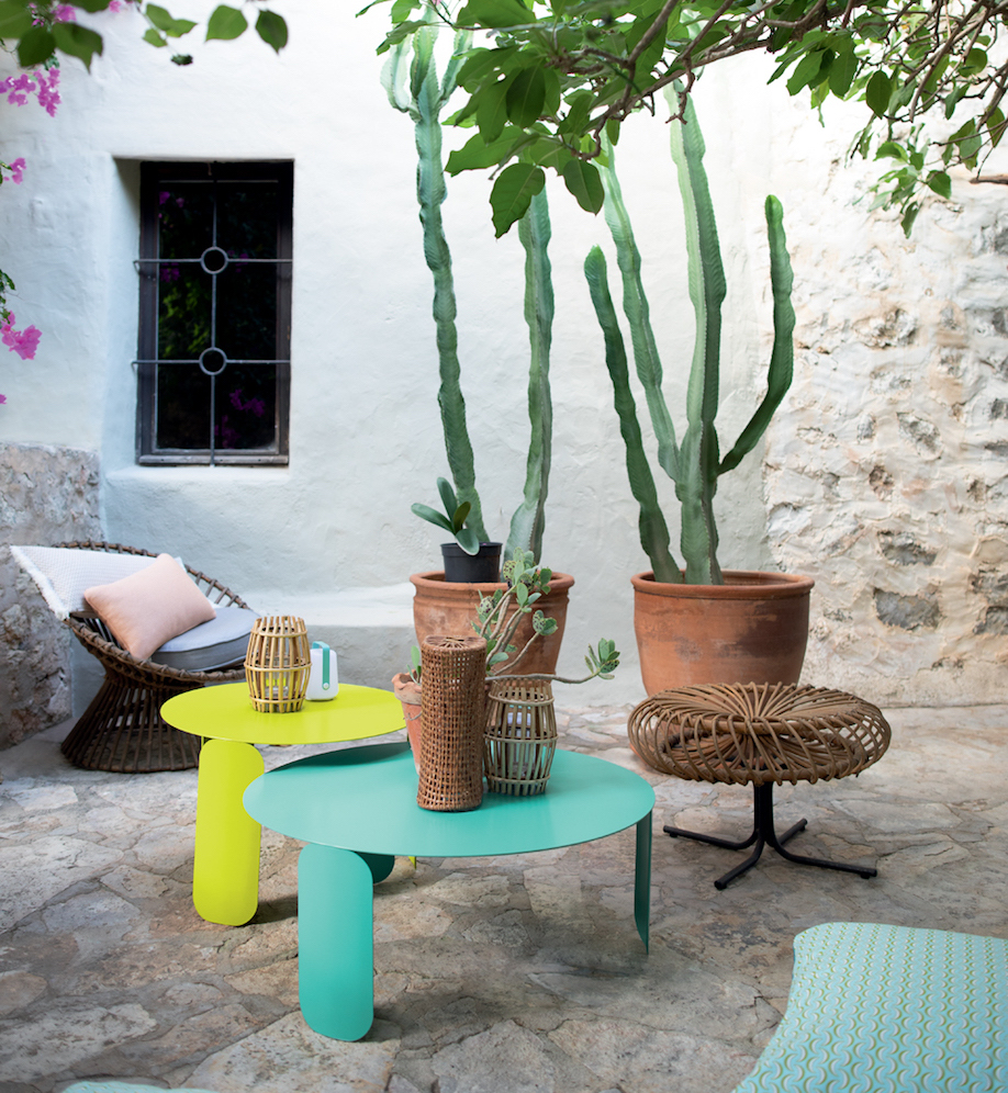 Bebop, Fermob, outdoor furniture collections