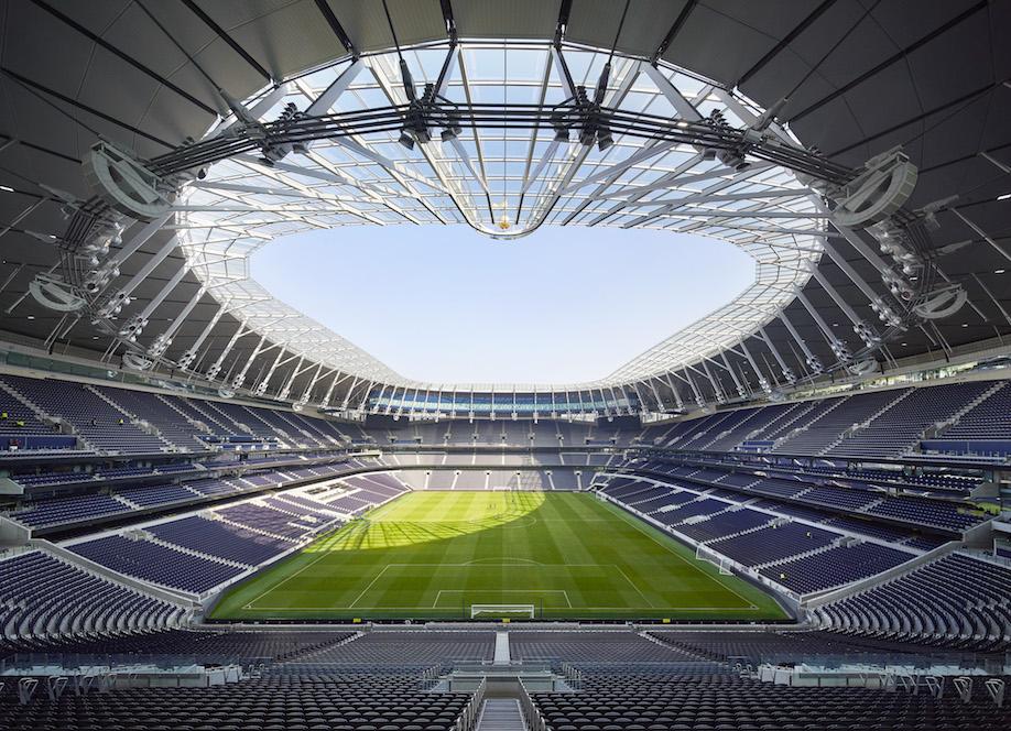 Tottenham Stadium, Populous