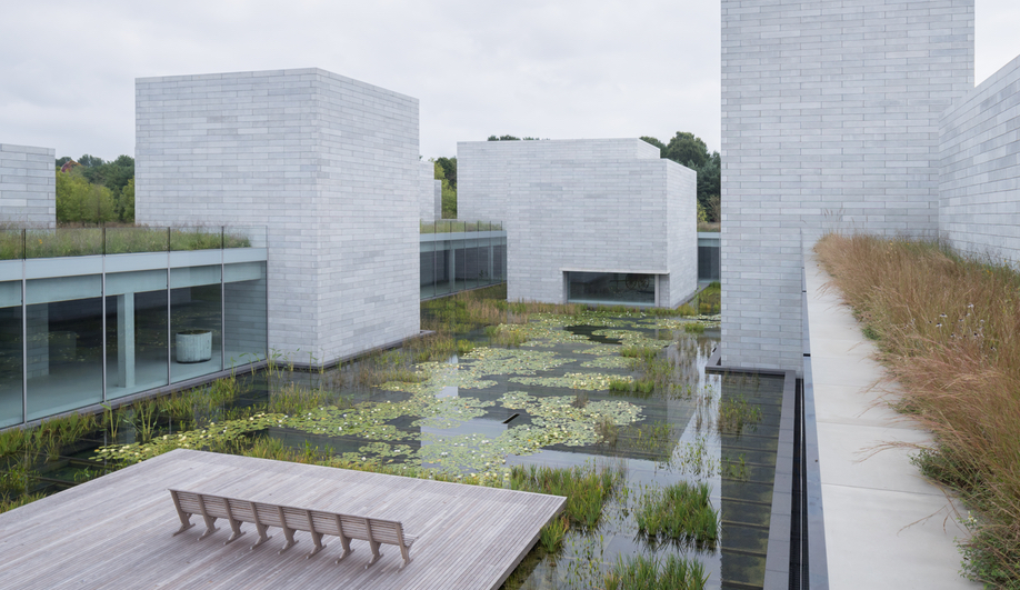 Maryland's Glenstone Museum Emerges From the Wilderness