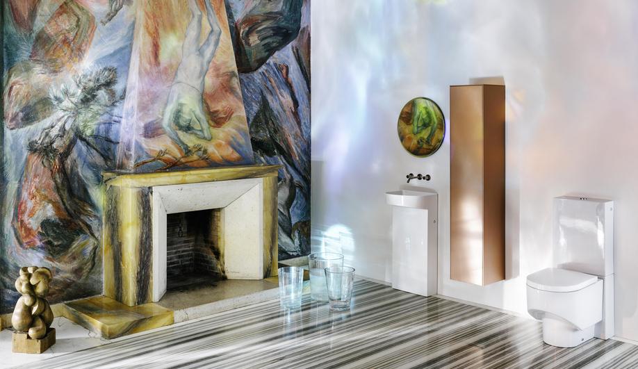 Laufen, SaphirKeramik, Sonar Collection, Patricia Urquiola