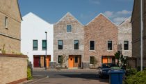 A Co-housing Development – and Pedestrian Haven – in a UK Suburb