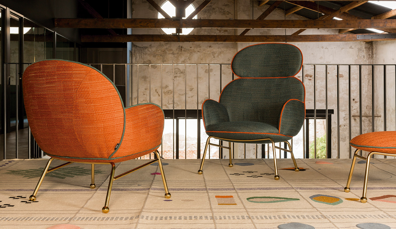 Round Seating by Lagranja Collection