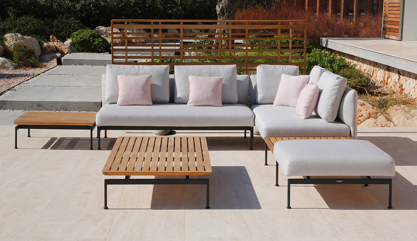 Layout Collection, Barlow Tyrie, outdoor furniture collections