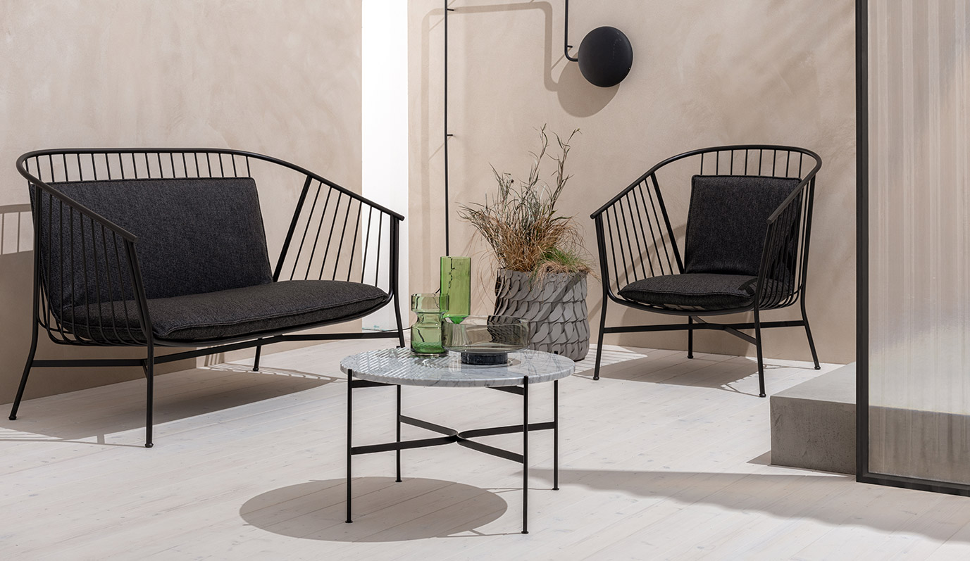 Jeannette Collection, Sp01, outdoor furniture collections