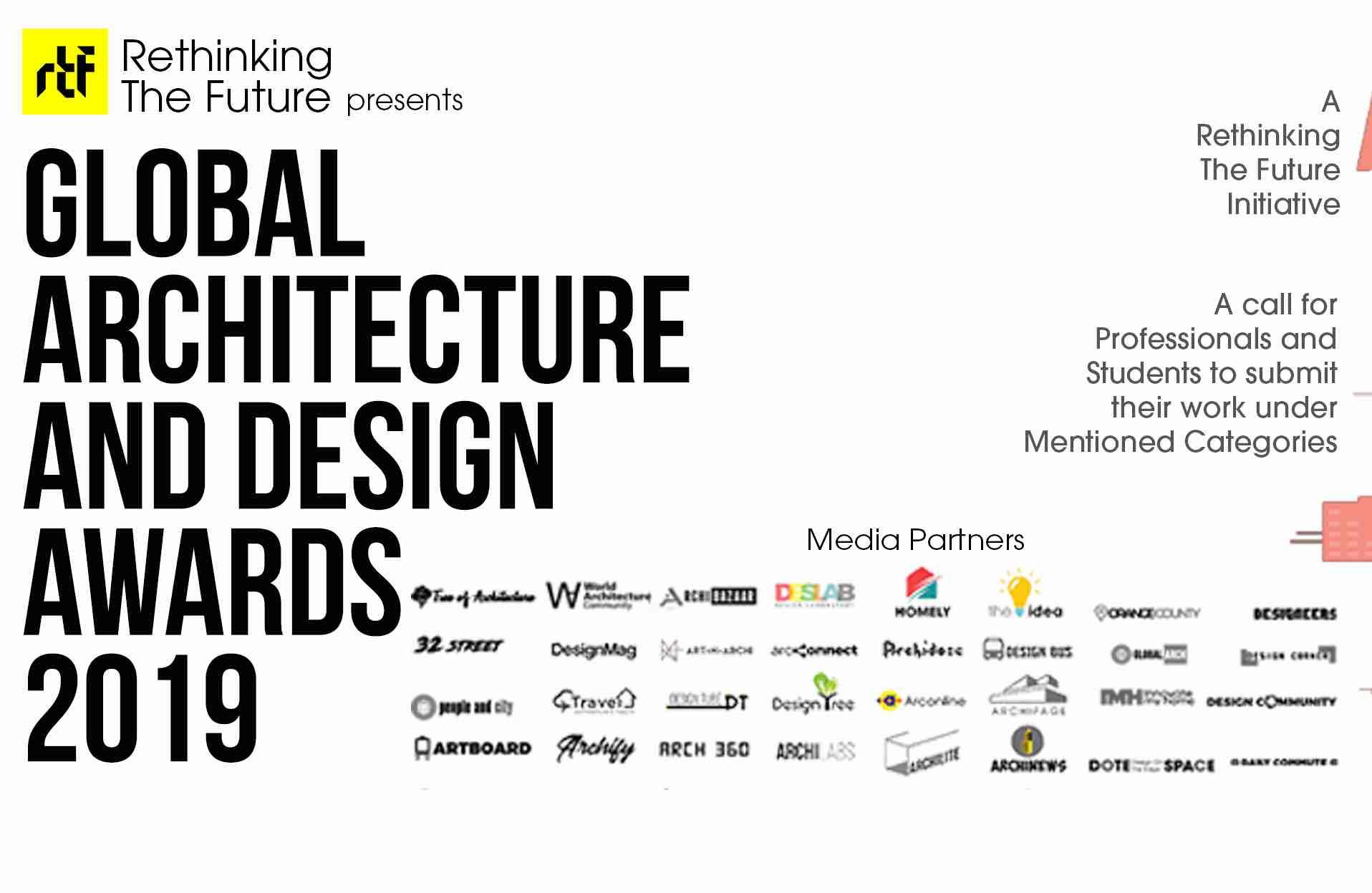Global Architecture & Design Awards - GADA 2019 - Azure Magazine | Azure  Magazine