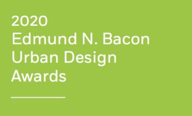 Edmund N. Bacon Urban Design Awards