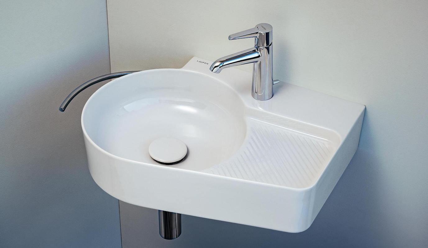 Val Bathroom Sink by Laufen