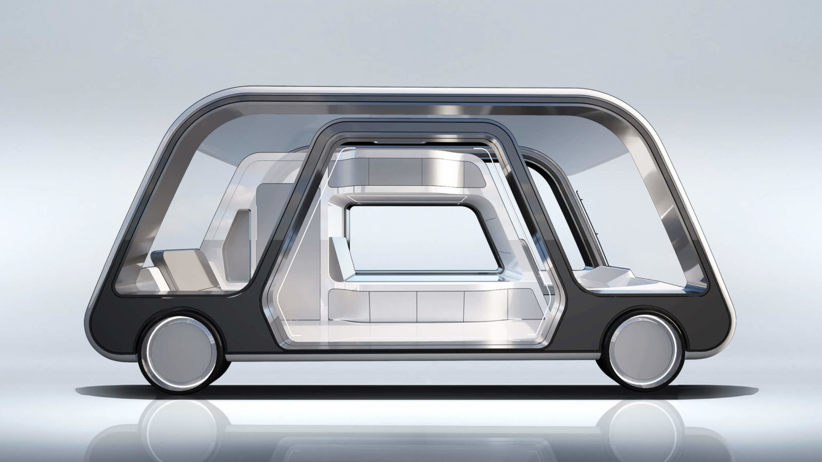 Autonomous Travel Suite, Aprilli, AZ Awards 2019