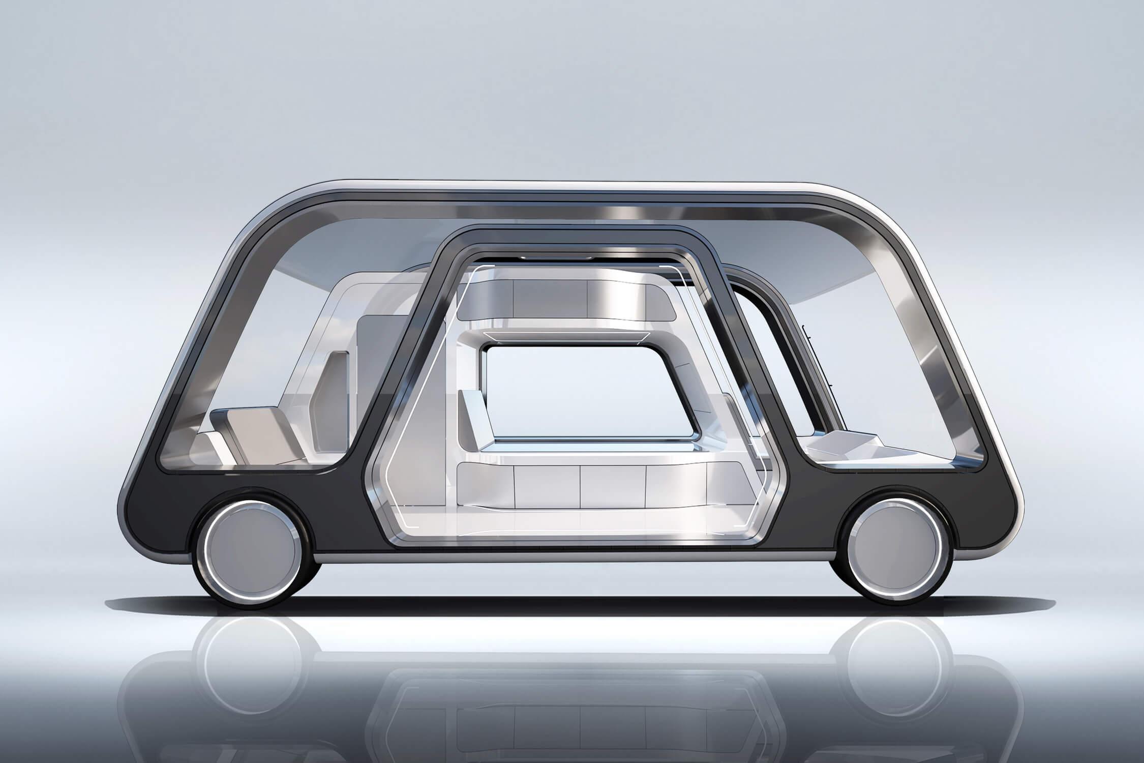 Autonomous Travel Suite, Aprilli, AZ Awards 2019