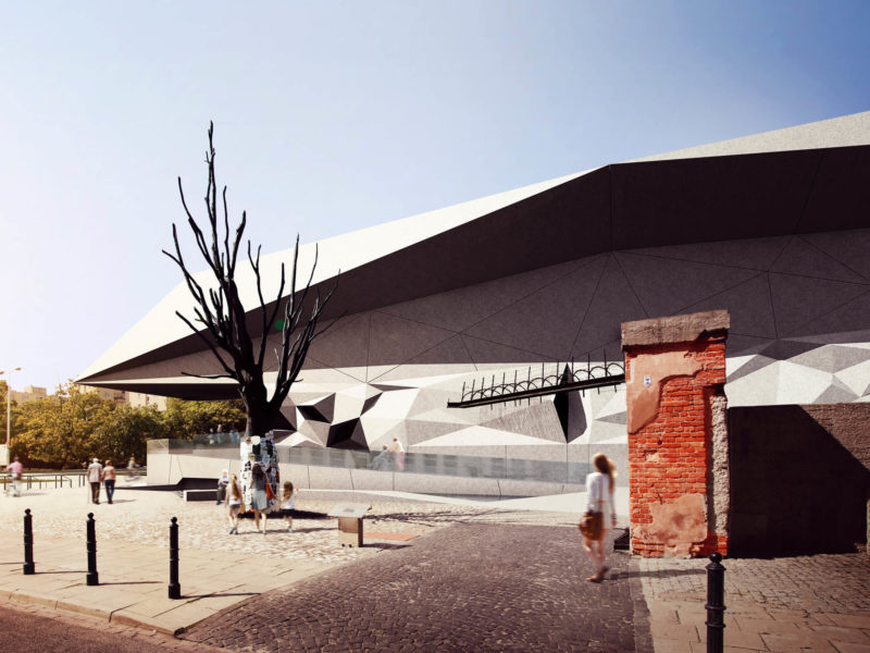 Museum of Pawiak Prison, FAAB Architektura, AZ Awards 2019