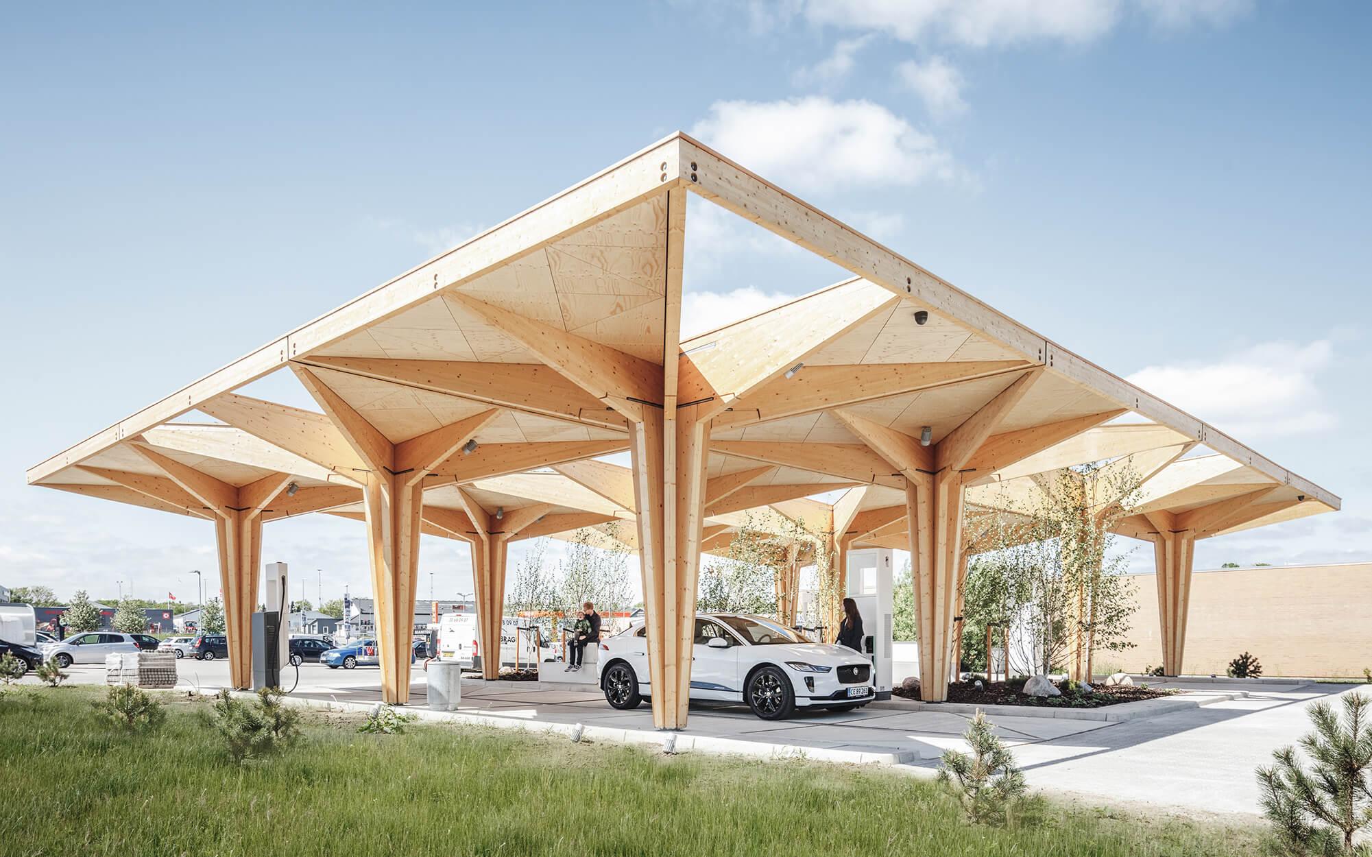 COBE, EV Charging Station, Fredericia