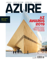 Azure's July/August 2019 Issue cover