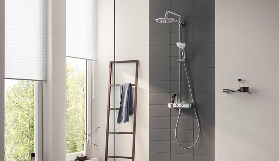 GROHE Euphoria SmartControl Shower System