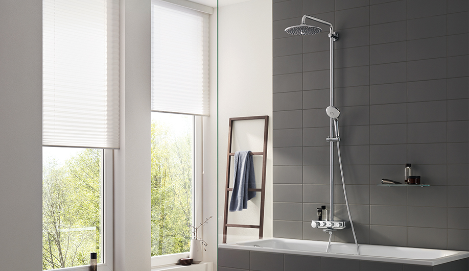 GROHE SmartControl Shower System