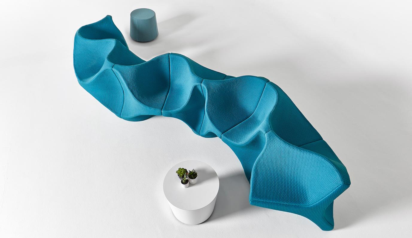 Heartbeat Seating by Nienkamper