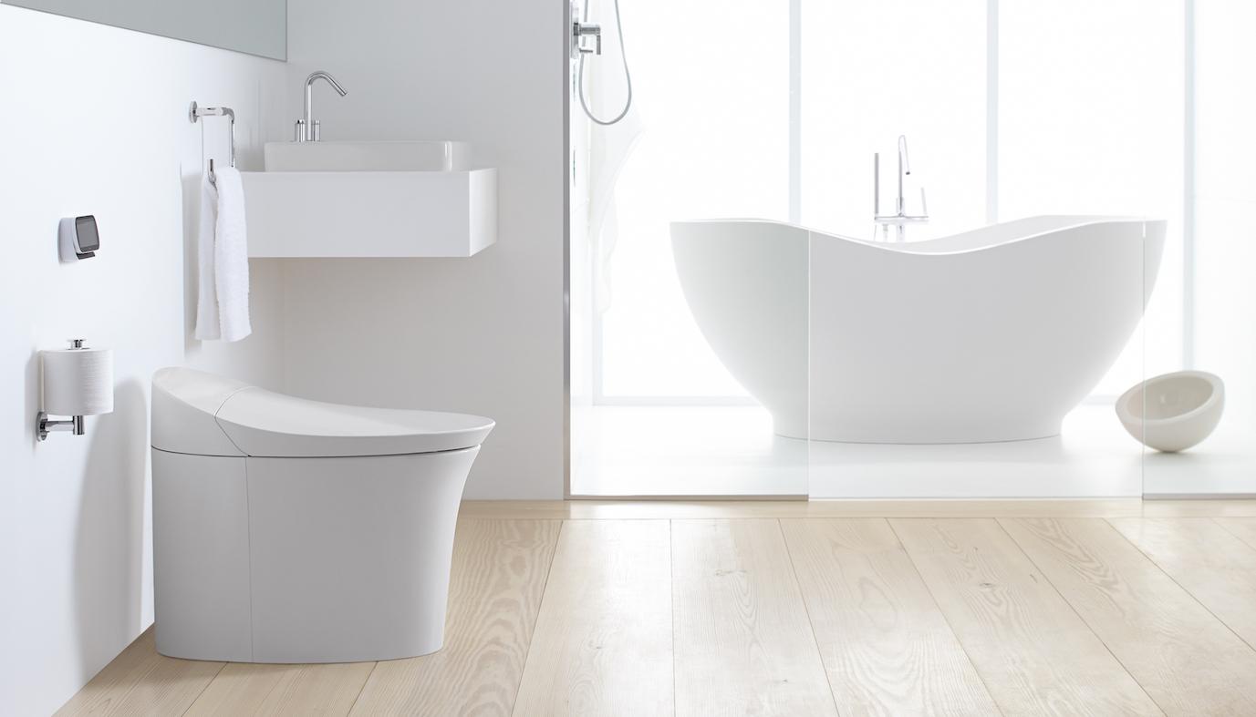 Kohler Veil Intelligent Comfort Height Toilet