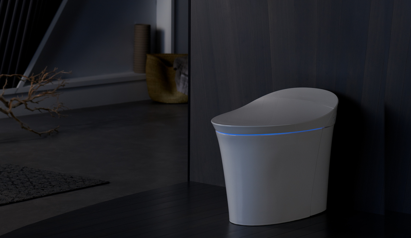 Kohler Veil Intelligent Comfort Height Toilet