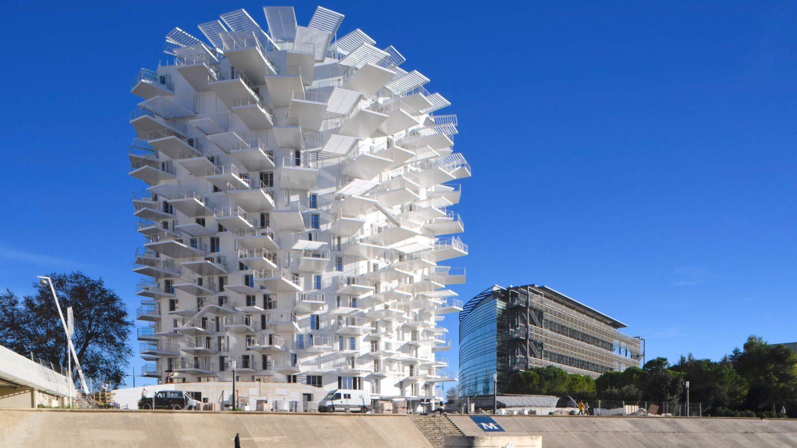 L'Arbre Blanc, Montpellier, Sou Fujimoto