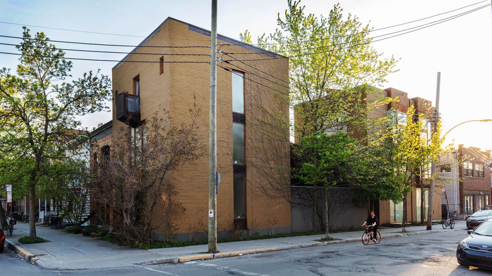 yh2, Maison Atelier, Montreal