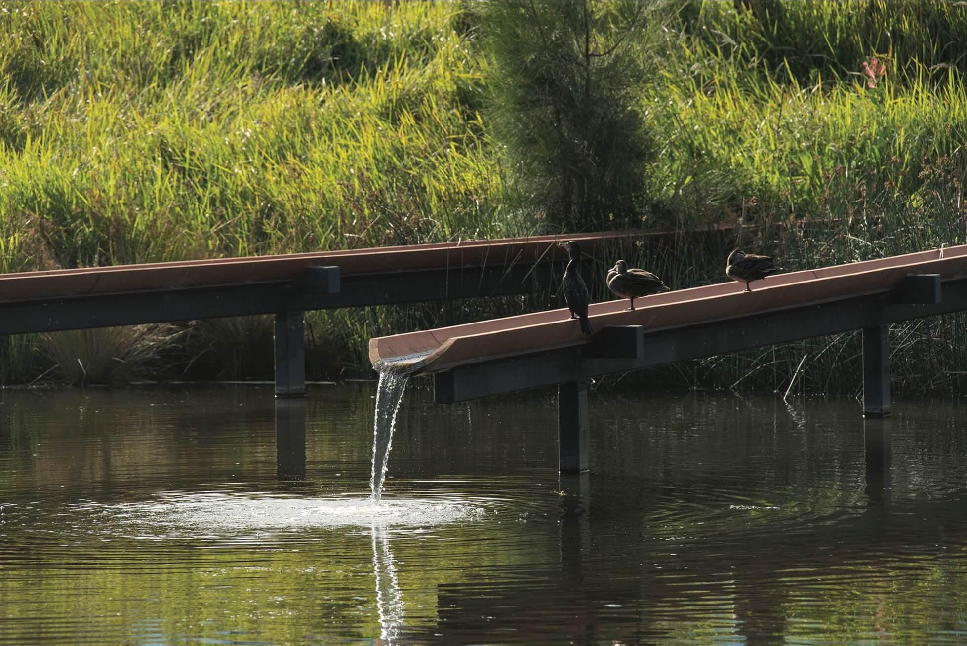 Sydney Park Water Re-Use Project, Australia, AZ Awards 2019