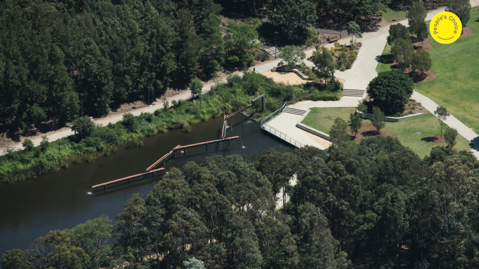 Sydney Park Water Re-Use Project, Australia, AZ Awards 2019