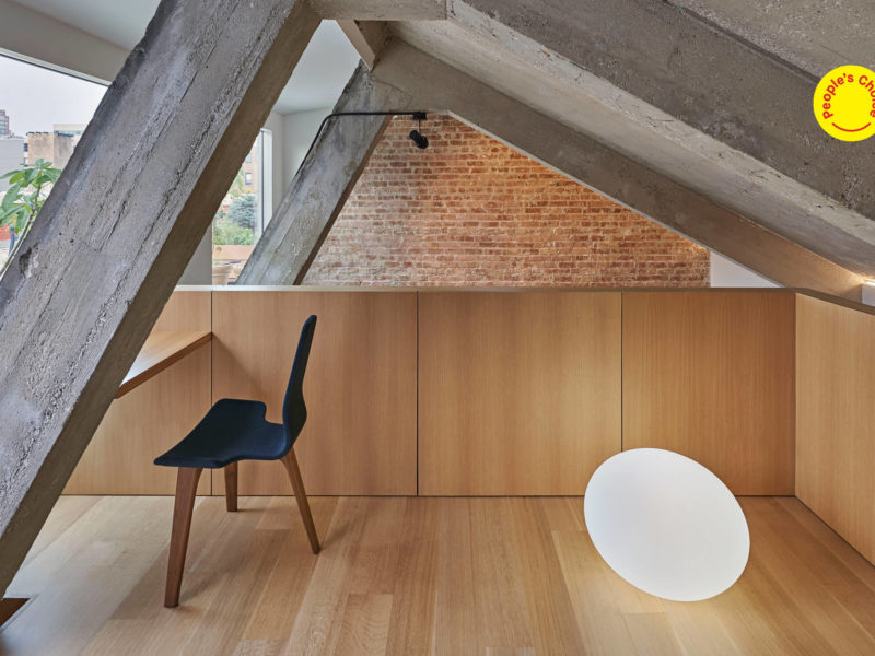 Michigan Loft, AZ Awards 2019, Vladimir Radutny Architects