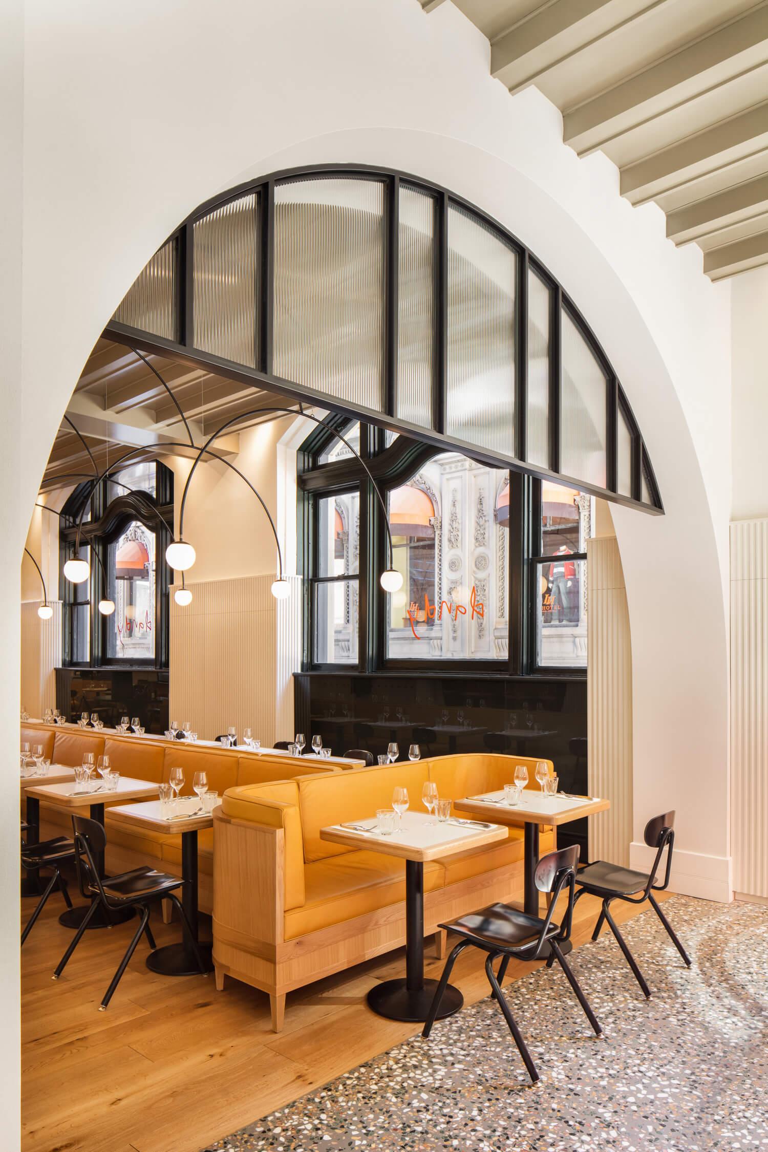 Dandy Restaurant, BlazysGerard, Montreal