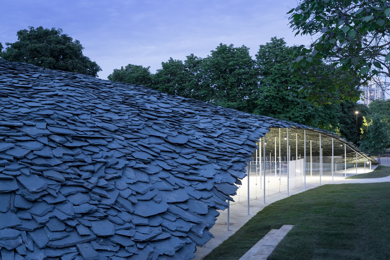 Serpentine Pavilion by Junya Ishigami