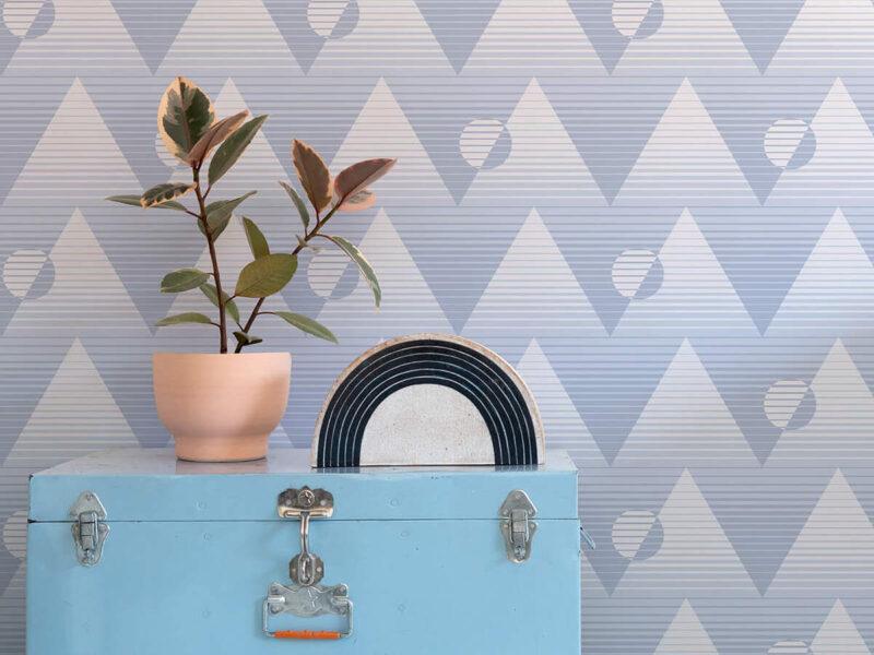 Eudaimonia Wallpaper, Aimee Wilder