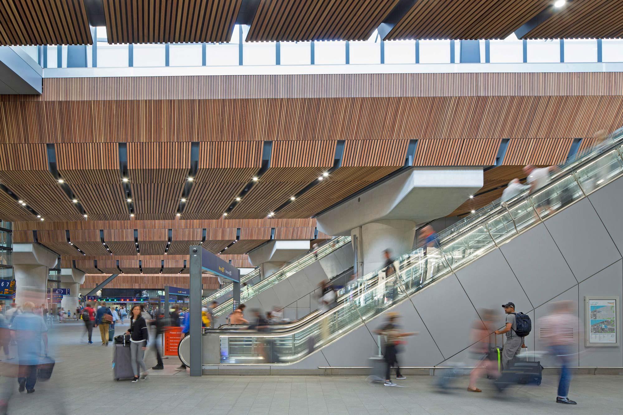 London Bridge Station, Grimshaw, Stirling Prize
