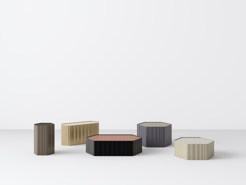 Studio TK, Freehand Tables