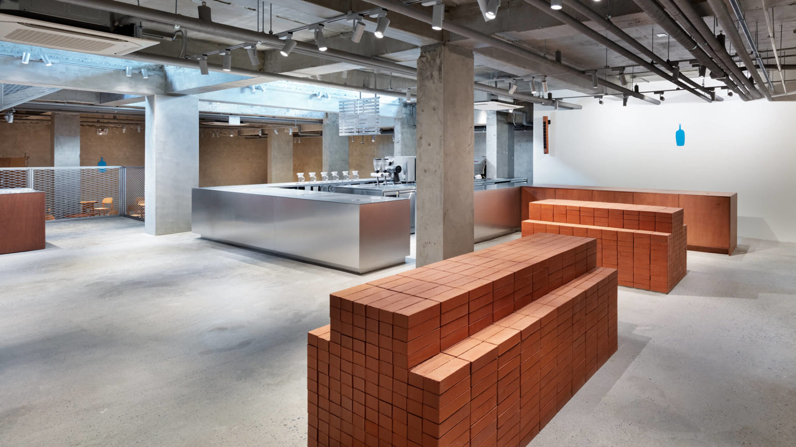 Blue Bottle Seoul, Schemata Architects