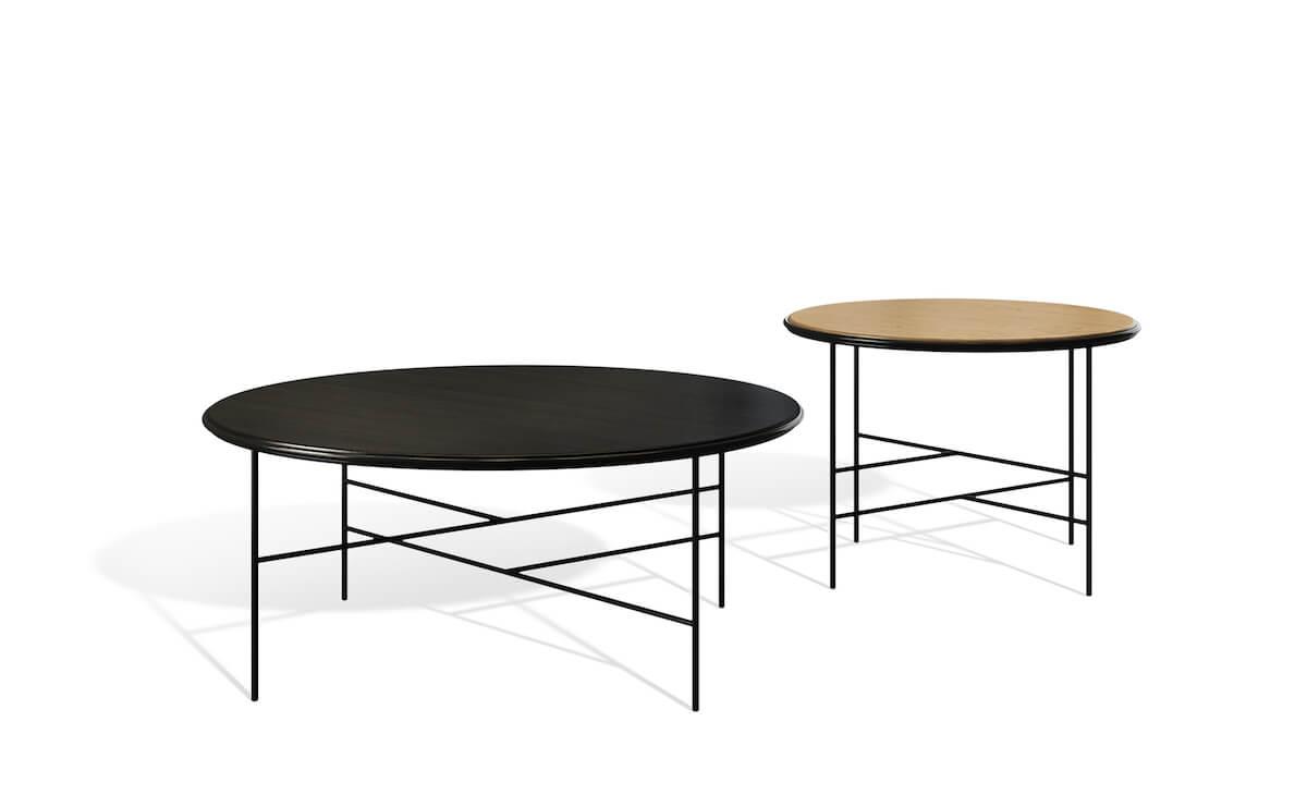 Material Coffee Table.Doppio Coffee Table Azure Magazine Azure Magazine