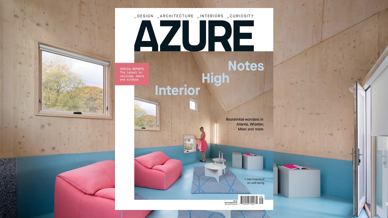 Azure: Residential Interiors Issue