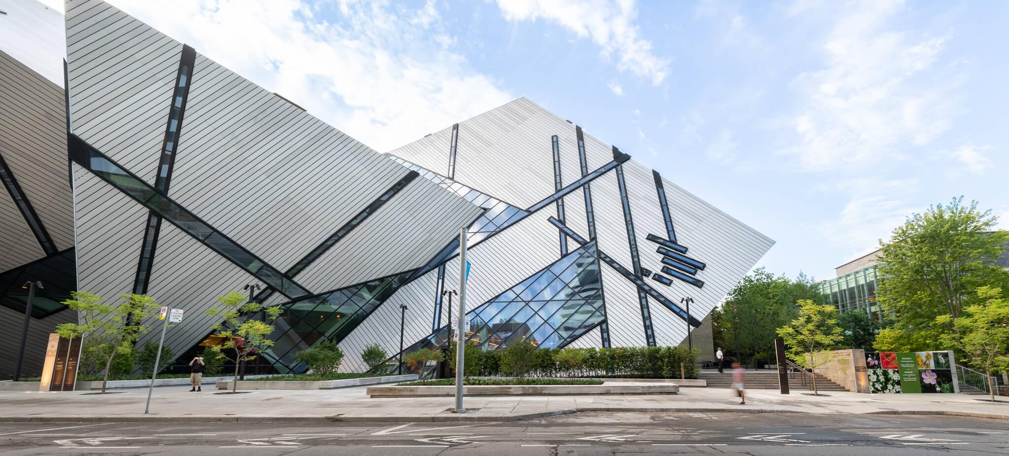 Bloor Street View, Royal Ontario Museum (ROM)
