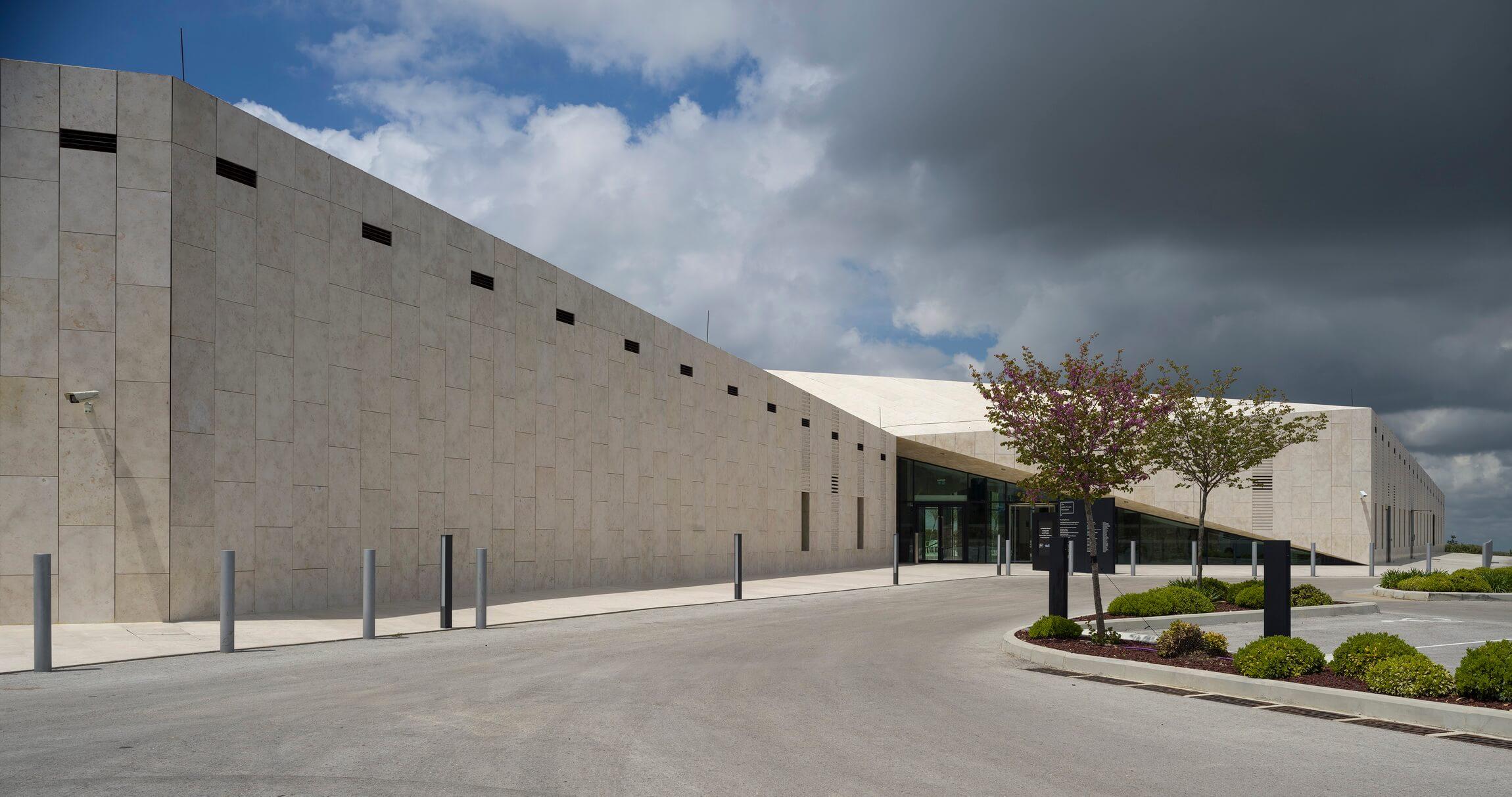 Palestinian Museum – Birzeit, Palestine