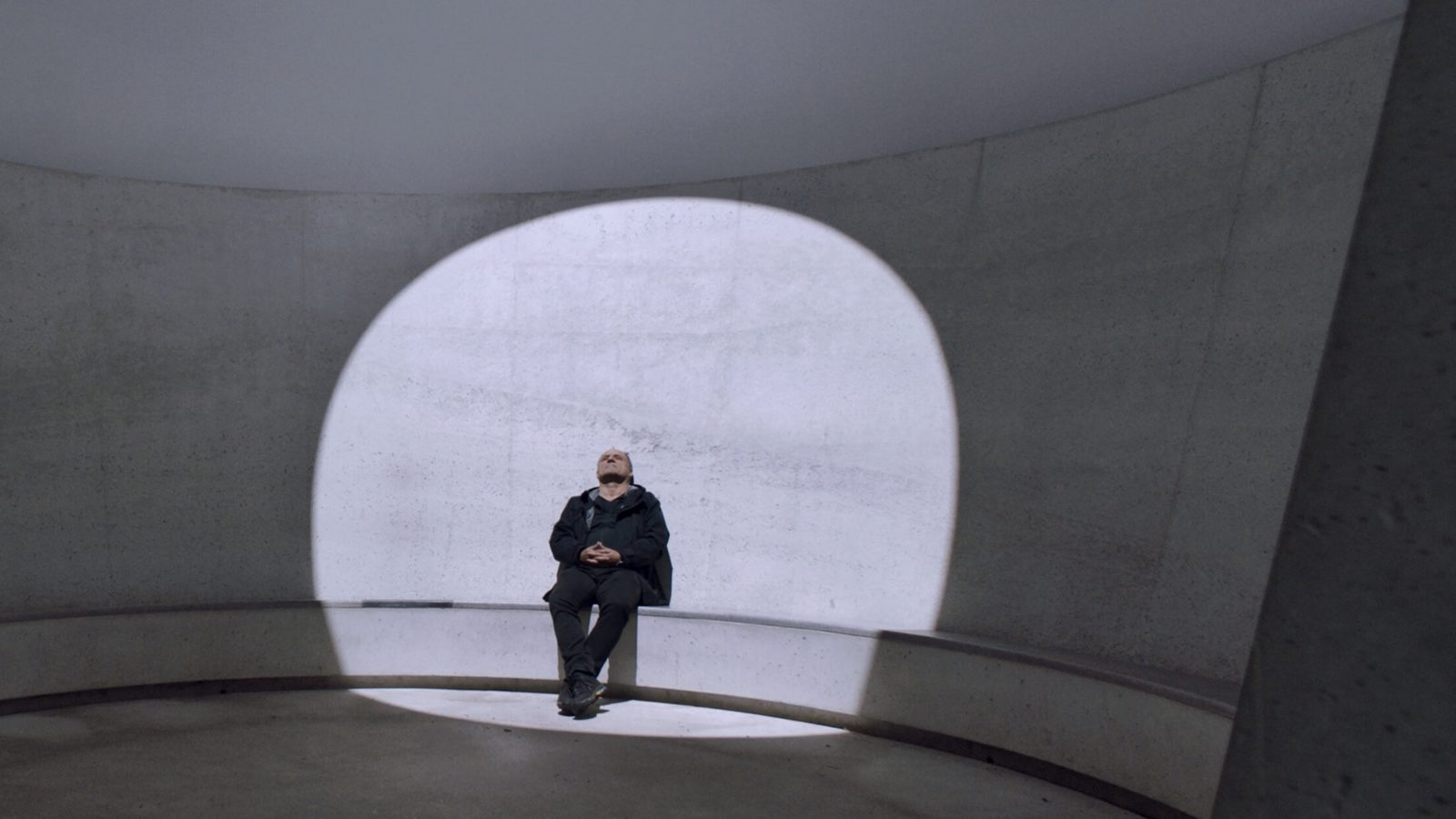 Still from Architectures of Infinity, ADFF