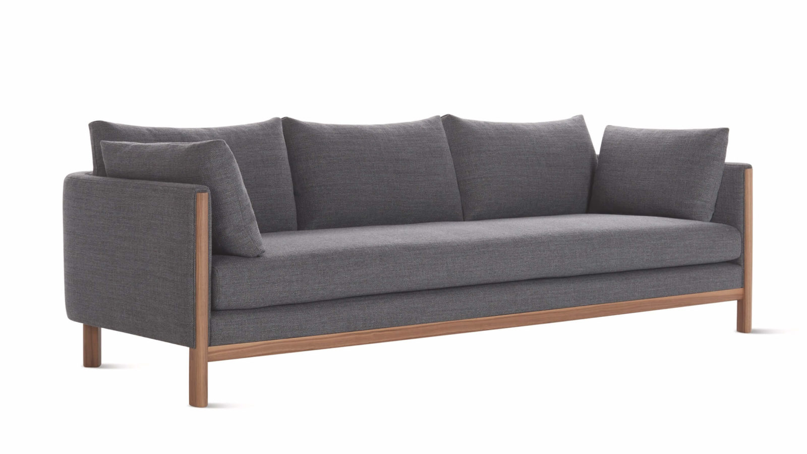 Relaxed Luxury Elevates Dwr S Emmy Sofa