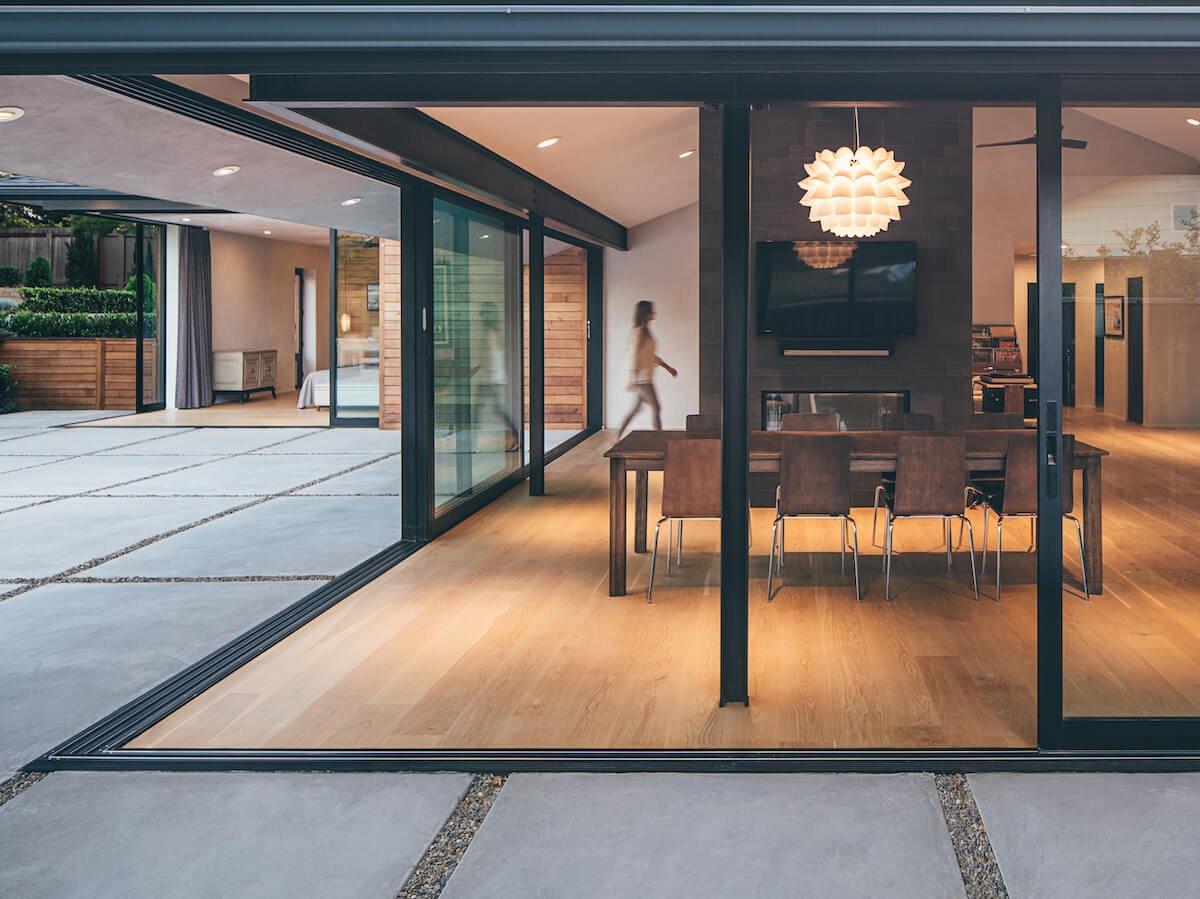 Series 7600 Multi-Slide doors, Western Window Systems