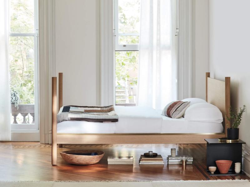 Pillar Bedroom Group Azure, Herman Miller Bedroom Furniture