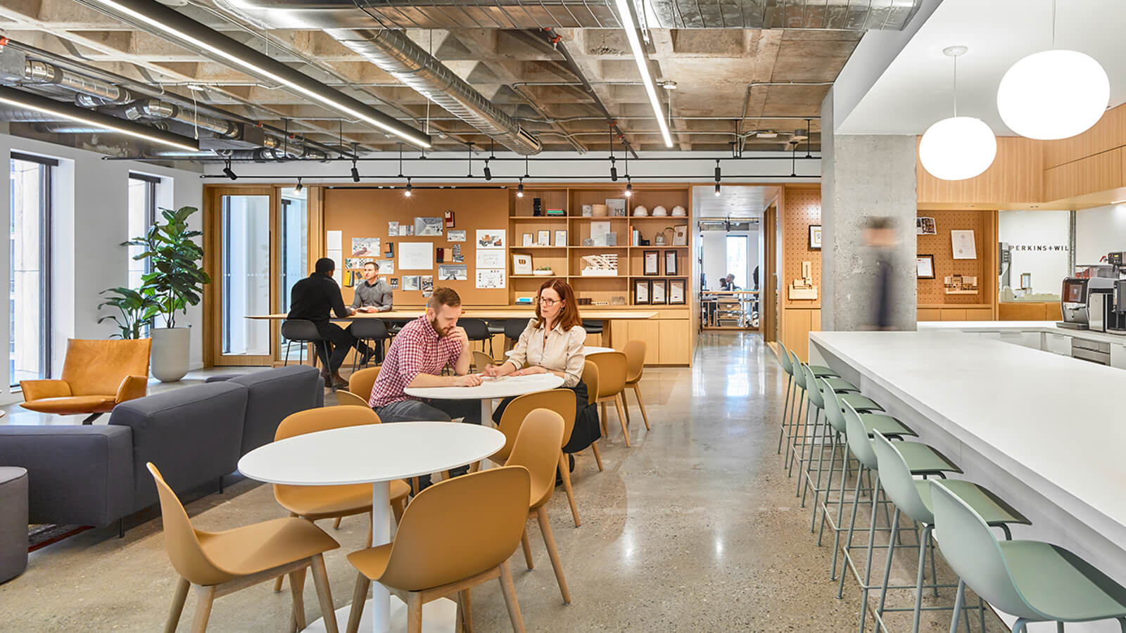 Perkins and Will Crafts a Breathable Workspace for Its New Toronto Hub