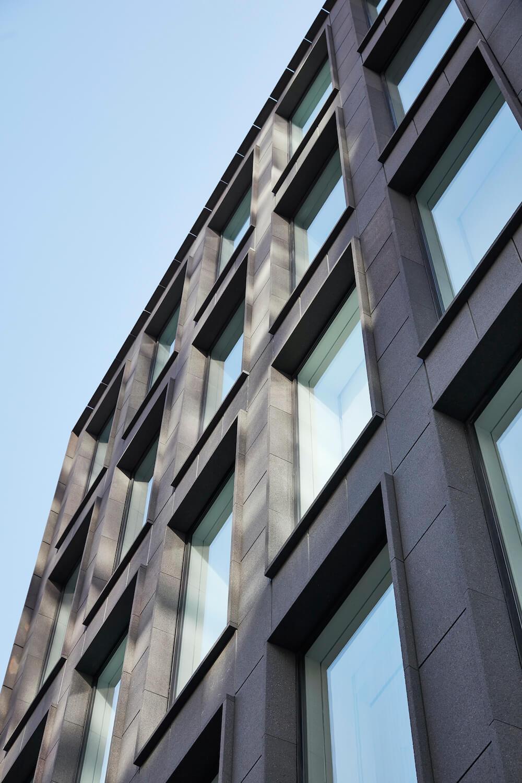 Pace Gallery facade