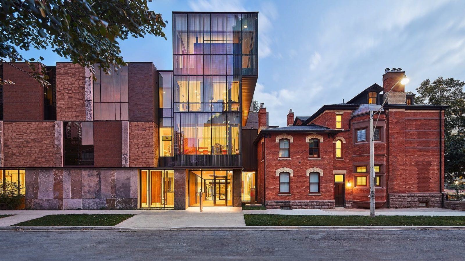 Best Canadian Architecture of the Decade, Casey House