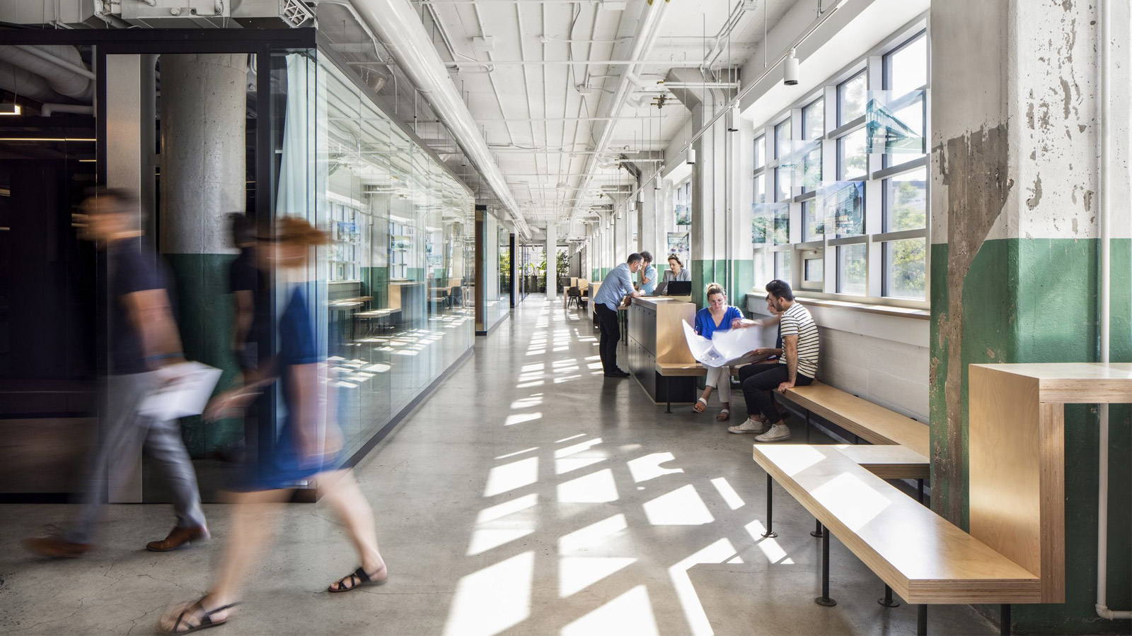 Lemay - Collaborative workspaces